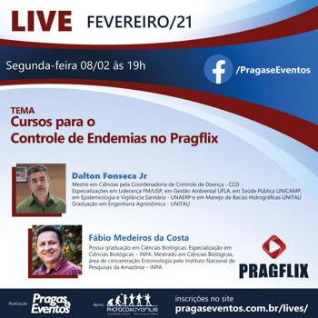 Cursos para o Controle de Endemias no Pragflix