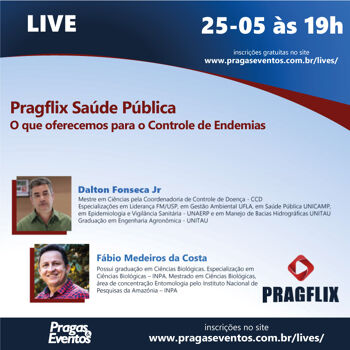 Pragflix Saúde Pública - O que oferecemos para o Controle de Endemias