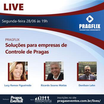 Pragflix- Soluções para empresas de Controle de Pragas