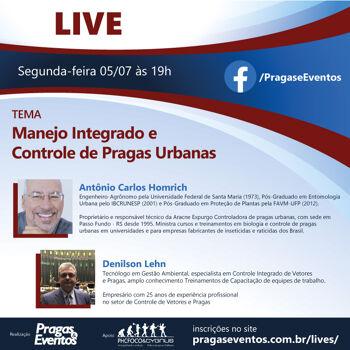 Manejo Integrado e Controle de Pragas Urbanas