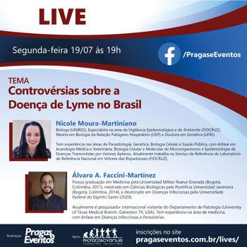 Controvérsias sobre a doença de Lyme no Brasil