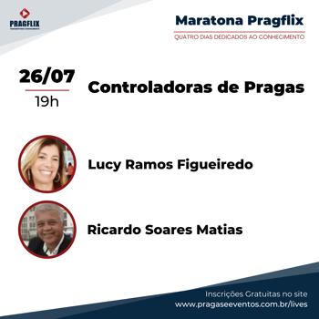 Maratona Pragflix - Controladoras de Pragas