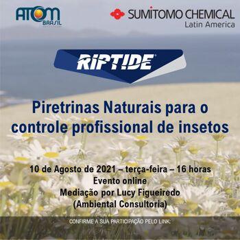 Piretrinas Naturais para o controle profissional de insetos