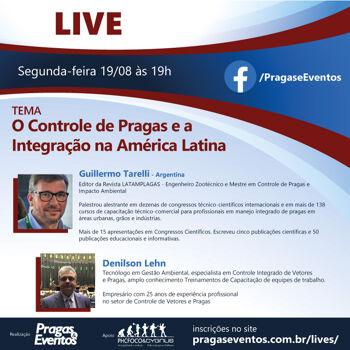 O Controle de Pragas e a Integração na América Latina