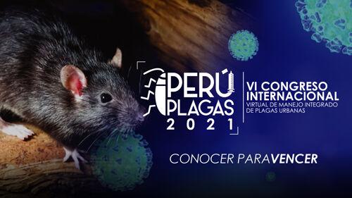 VI Congreso Internacional - Virtual de Manejo Integrado de Plagas | Peru Plagas 2021